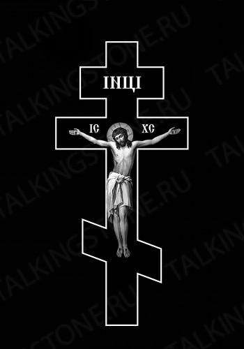 Гравировка крест GG8259