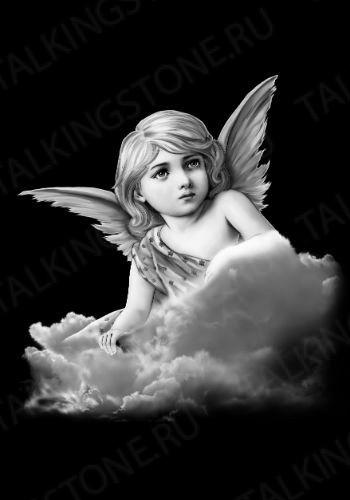 Гравировка ангел GG8009