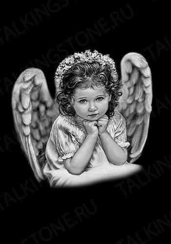 Гравировка ангел GG8013