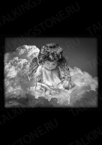 Гравировка ангел GG8016