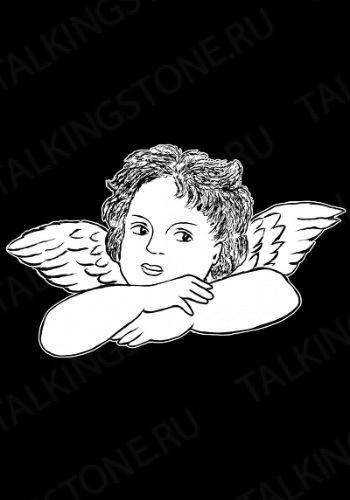 Гравировка ангел GG8020