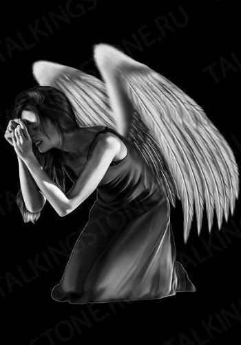 Гравировка ангел GG8029