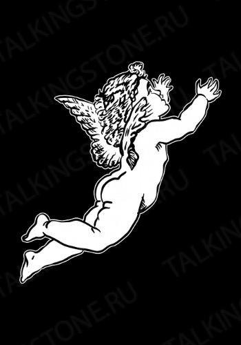 Гравировка ангел GG8034