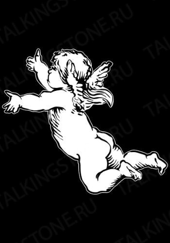 Гравировка ангел GG8040