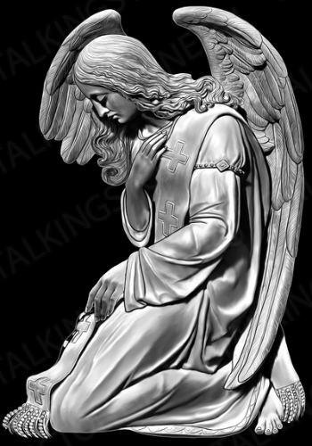 Гравировка ангел GG8045