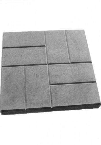 Тротуарная плитка GG7101 - 8 кирпичей