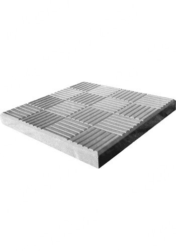 Тротуарная плитка GG7103 - Шашки