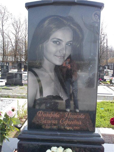 Как сделать портрет на могилу