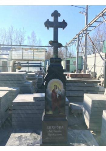 Эксклюзивный памятник из гранита - EK0051