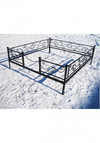 Ограда на могилу GG7542