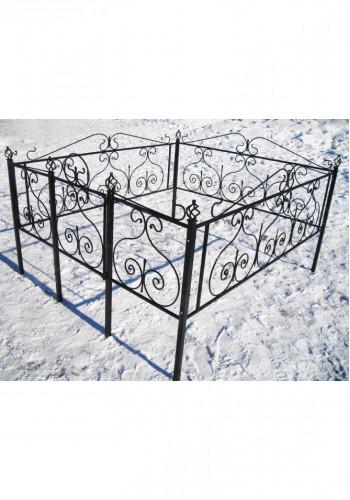 Ограда на могилу GG7544