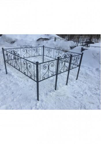 Ограда на могилу GG7587