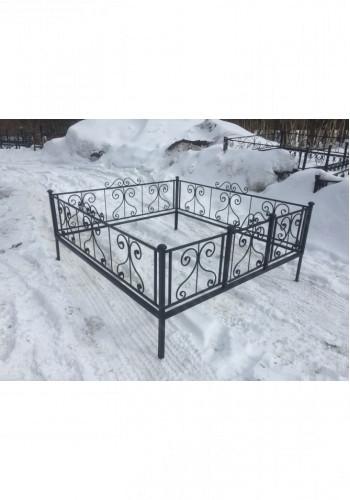 Ограда на могилу GG7588