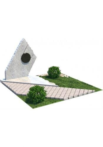 Мемориальный комплекс из гранита MK1238