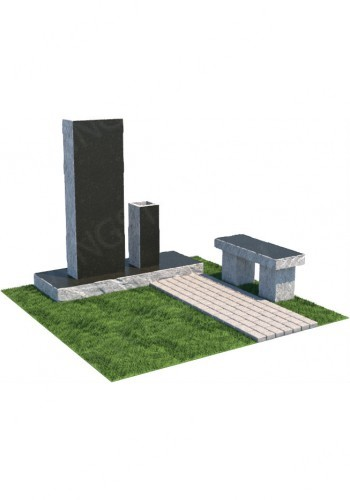 Мемориальный комплекс из гранита MK1239