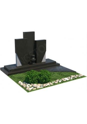 Мемориальный комплекс из гранита MK1240