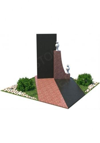 Мемориальный комплекс из гранита MK1285