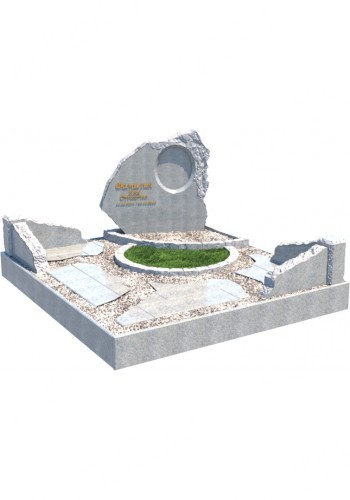 Мемориальный комплекс из гранита MK1385