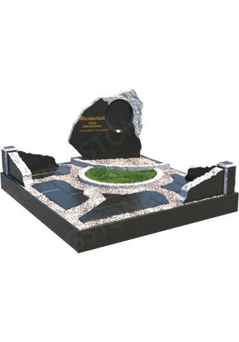 Мемориальный комплекс из гранита MK1386