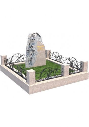 Мемориальный комплекс из гранита MK1392