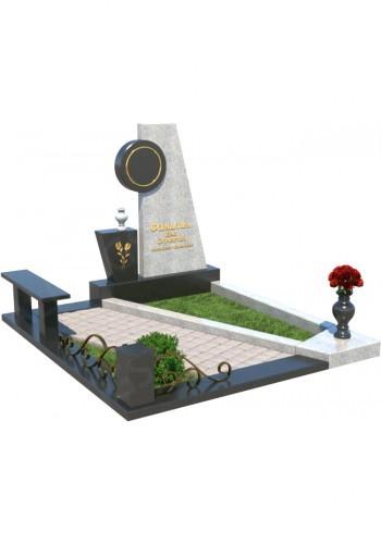 Мемориальный комплекс из гранита MK1397