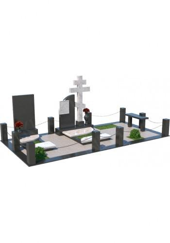 Мемориальный комплекс из гранита MK1400