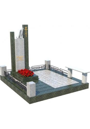 Мемориальный комплекс из гранита MK1401