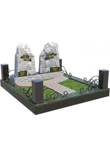 Мемориальный комплекс из гранита MK1406