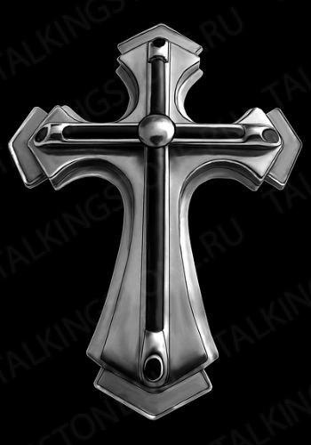 Гравировка крест GG8290
