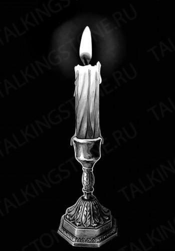 Гравировка свеча GG8351