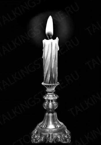Гравировка свеча GG8352