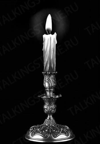 Гравировка свеча GG8353