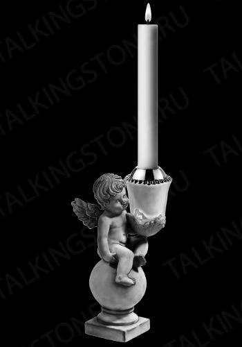 Гравировка свеча GG8388