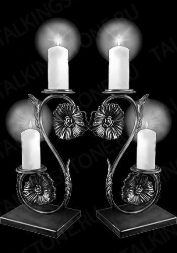 Гравировка свеча GG8392