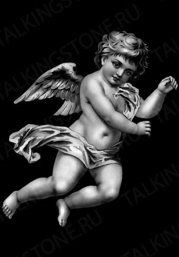 Гравировка ангел GG8004