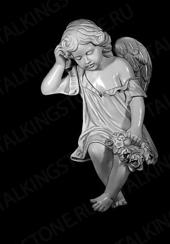 Гравировка ангел GG8007