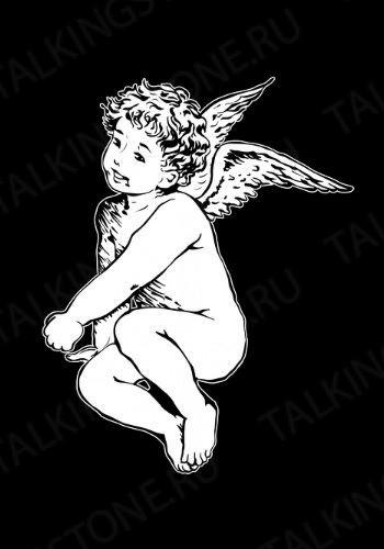 Гравировка ангел GG8039