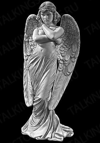Гравировка ангел GG8043