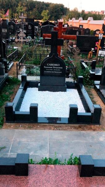 Варианты надгробий и памятников