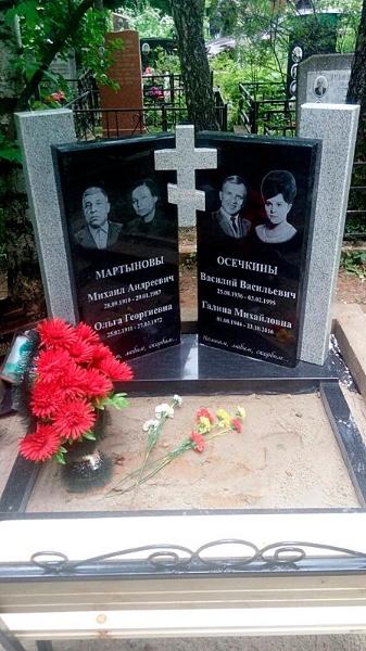 Изготовления памятников на могилу фото