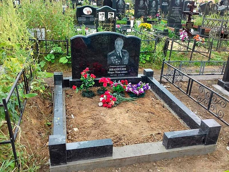 Изготовление надгробий и памятников в Москве