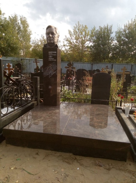 Изготовление надгробий на могилу