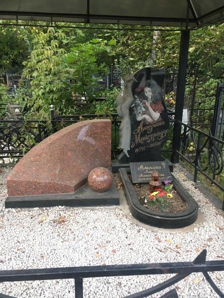 Изготовление надгробий из гранита
