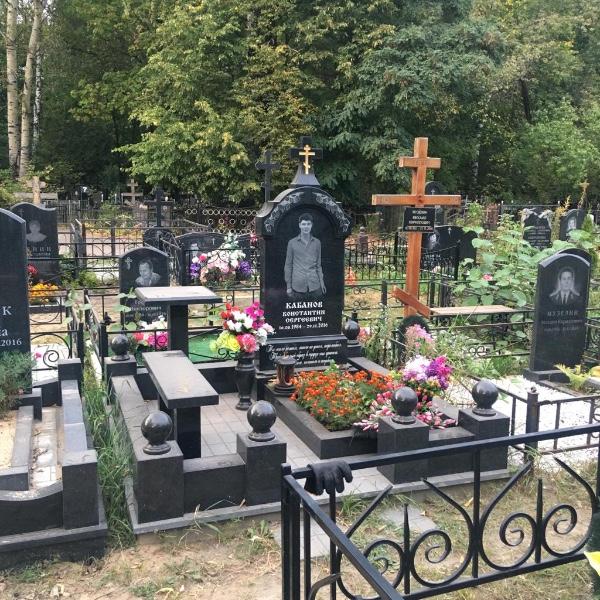 Каталог гранитных памятников ритуальных
