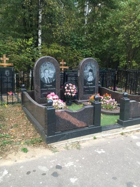 Красивые памятники и надгробия фото