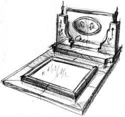 Мемориальный комплекс на могилу фото