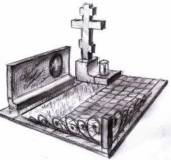 Заказать комплекс на могилу